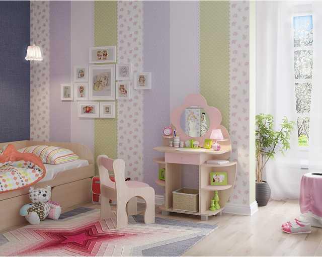 Продам Комплект детской мебели новый