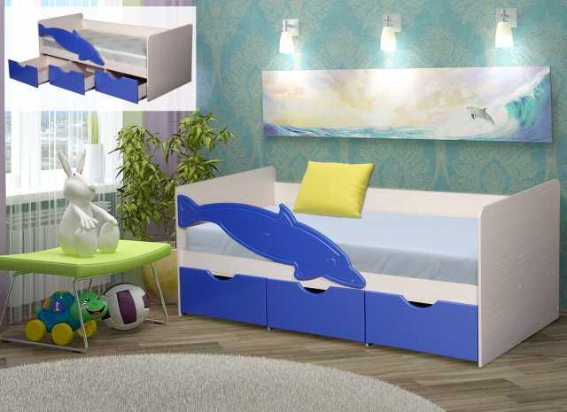 Продам: Детская кровать с матрацом 170х85