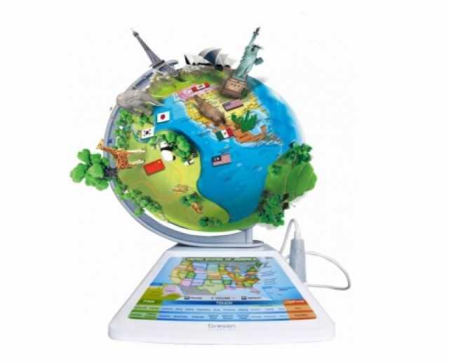 Продам Глобус интерактивный oregon SG268R
