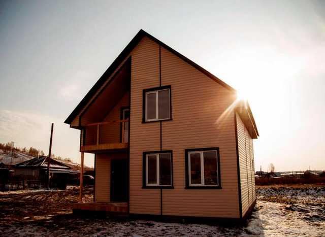 Предложение: Шведский дом построим, каркасное жильё