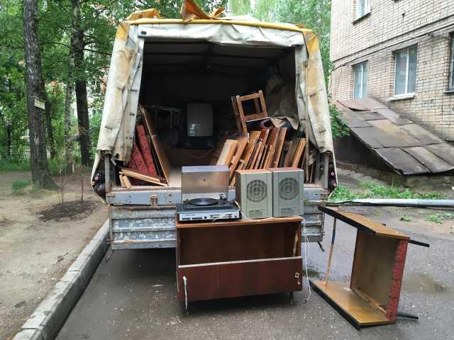 Предложение: Вывоз старой мебели на свалку