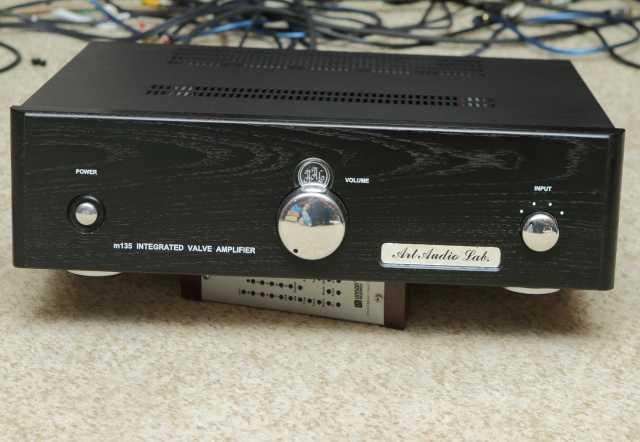 Продам усилитель Art Audio Lab. m135