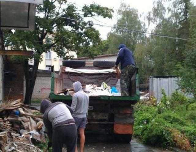 Предложение: Вывоз мусора/Слом, Демонтаж зданий/Экска