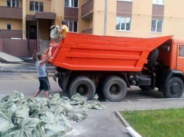 Предложение: Вывоз мусора ЗИЛ, камаз, газель,грузчики