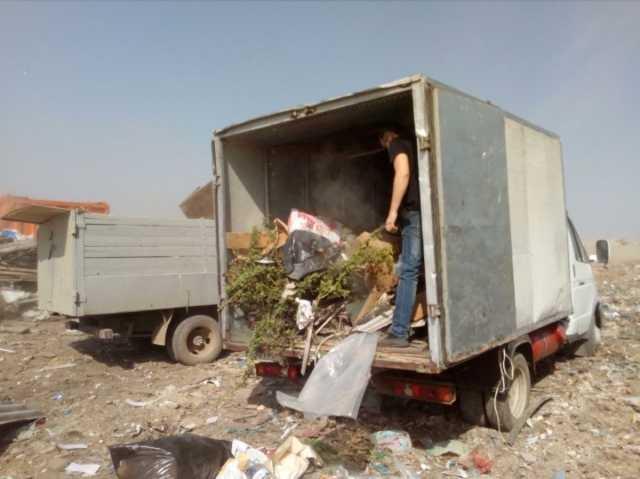 Предложение: Вывоз строительного мусора и т. д