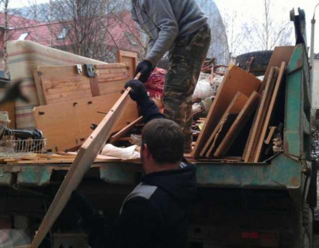 Предложение: Вывоз мусора, мебели, хлама из гаража