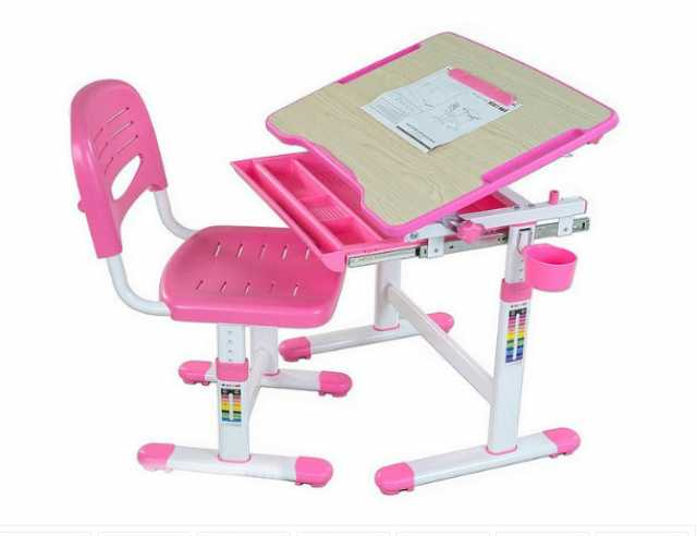 Продам: Растущая парта и стул учебный Bambino Pi
