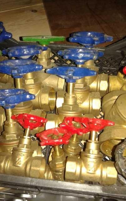 Продам вентеля-клапаны-краны