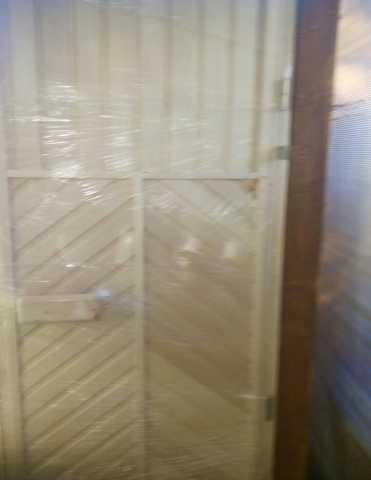 Продам: Дверь банная, деревянная