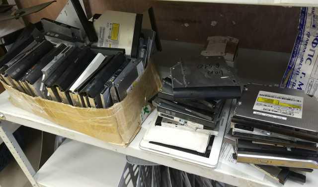 Продам РАБОЧИЕ приводы DVD для ноутбуков
