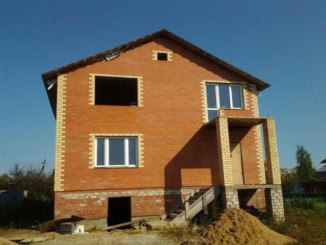 Предложение:  Строительство домов из Кирпича