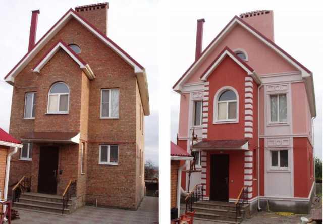 Предложение: Фасадные работы.  Фасад. Утепление