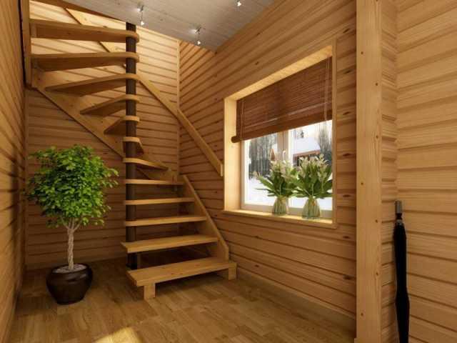 Предложение: Изготовим лестницы