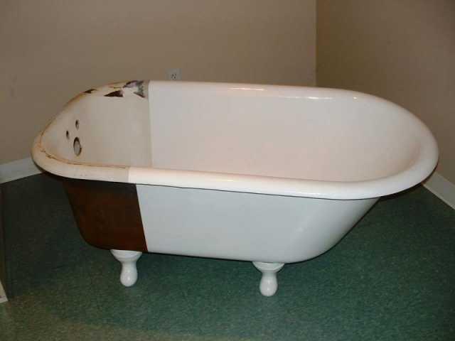 Предложение: Реставрация ванн. Жидкий акрил ванна