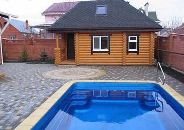 Предложение: Строительство бань, саун, бассейнов