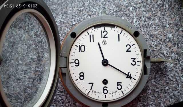 Продам Часы морские