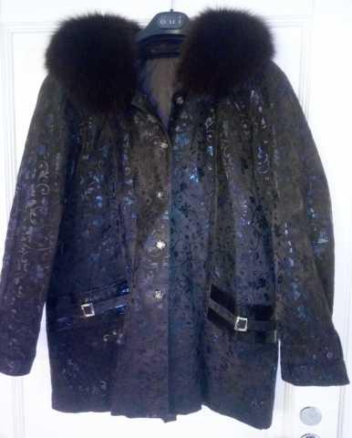 Продам Кожаная куртка