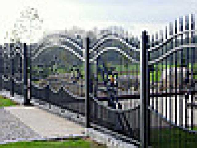 Продам Забор кованный
