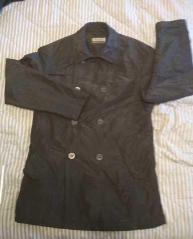 Продам Куртка мужская черная