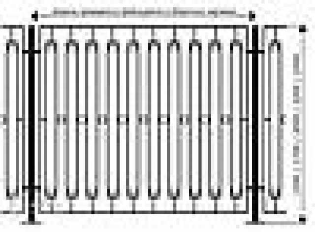 Продам Кованый забор