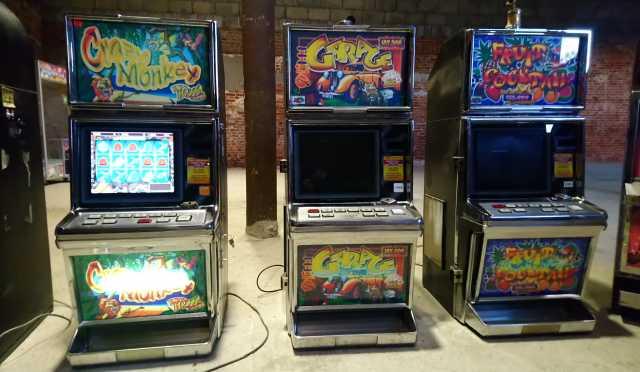 Игровые автоматы игрософт купить
