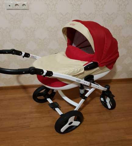Продам Детская коляска 3в1