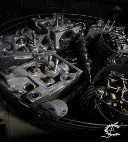Вакансия: Мойщик автодеталей двигателя