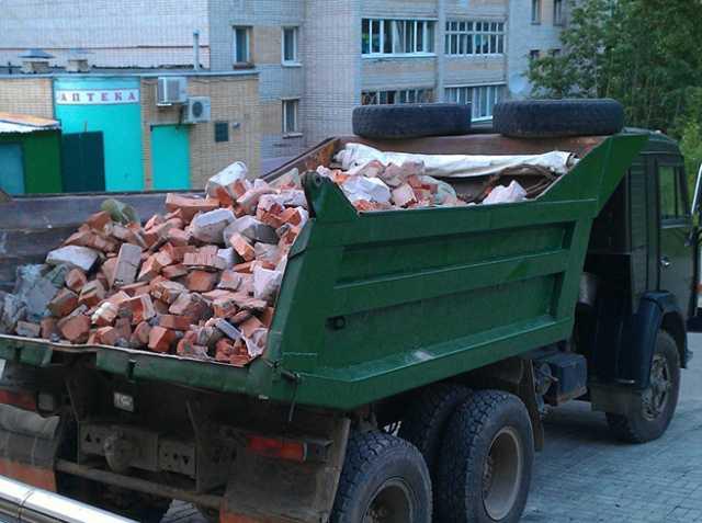 Предложение: Вывоз и уборка строительного мусора