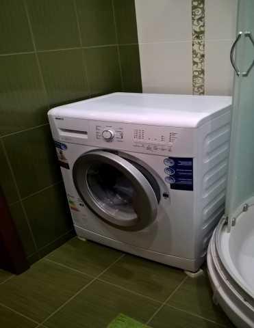 Предложение: Ремонт и монтаж стиральной машинки.