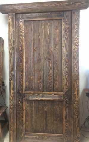 Продам Дверь под старину