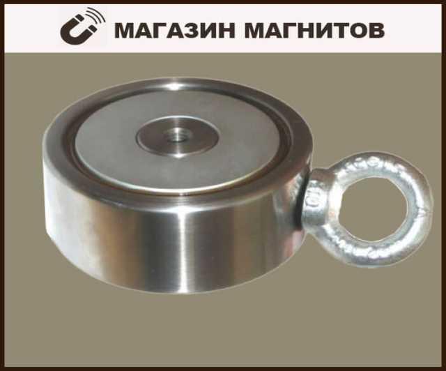 Продам Поисковый двухсторонний магнит F400х2 в