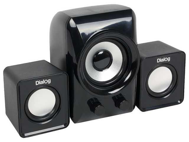 Продам: Компьютерная акустика Dialog AC-202UP