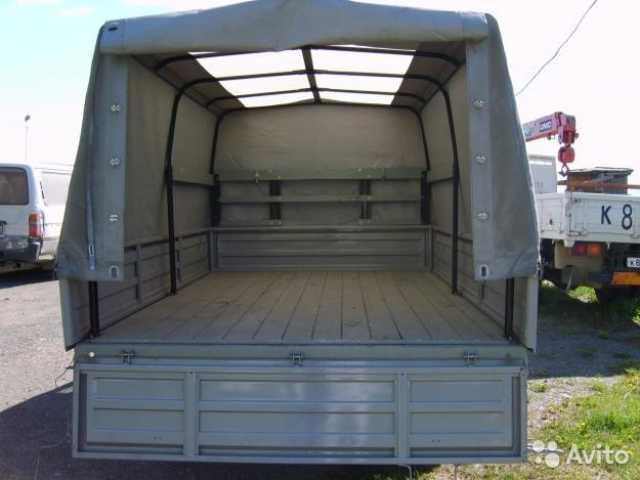 Продам: Кузова ГАЗ 2217 Баргузин борто