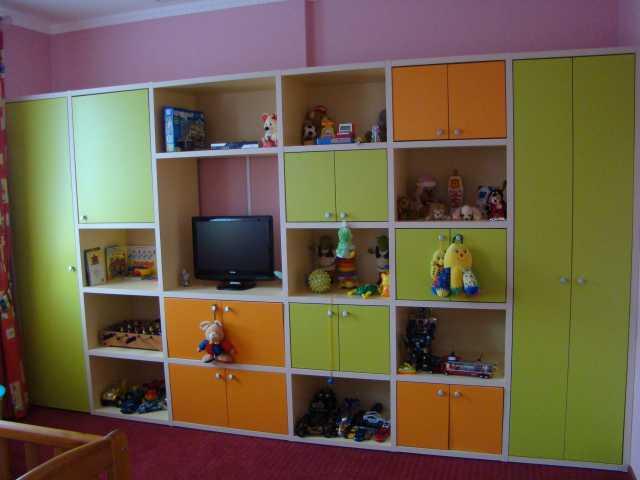 Продам Мебель в детскую комнату на заказ