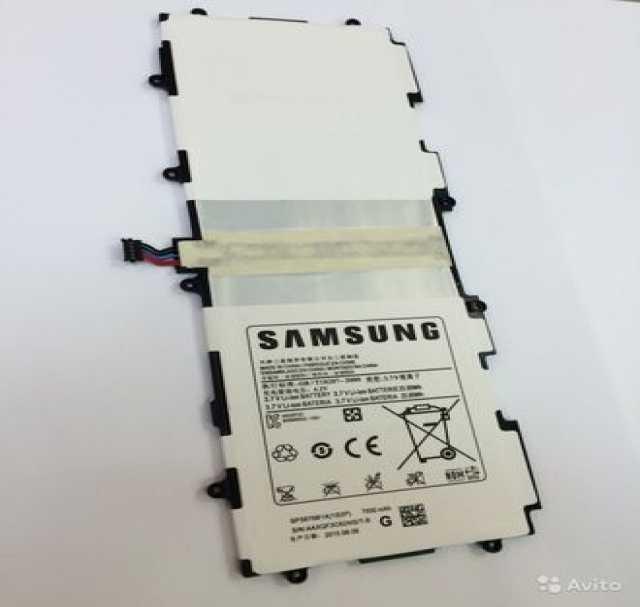 Продам: Аккумулятор Samsung P5100 / N8000 / P750