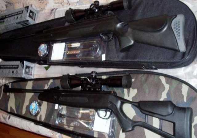 Продам Пневматические винтовки HATSAN - 125