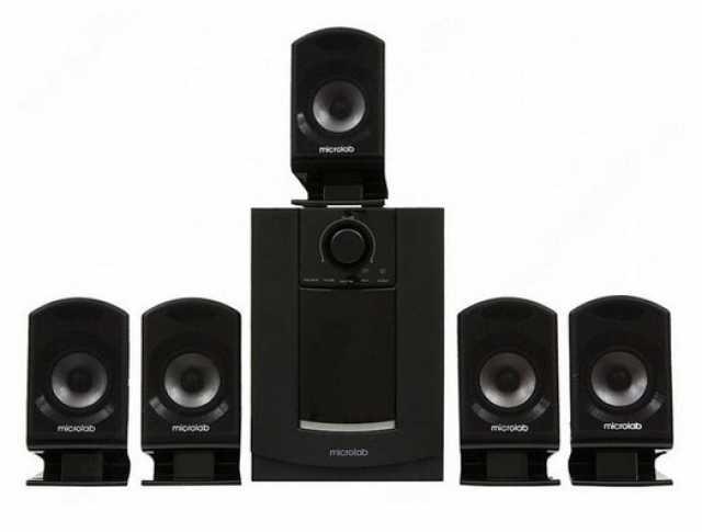 Продам: Отличная акустика 5.1 Microlab M-860