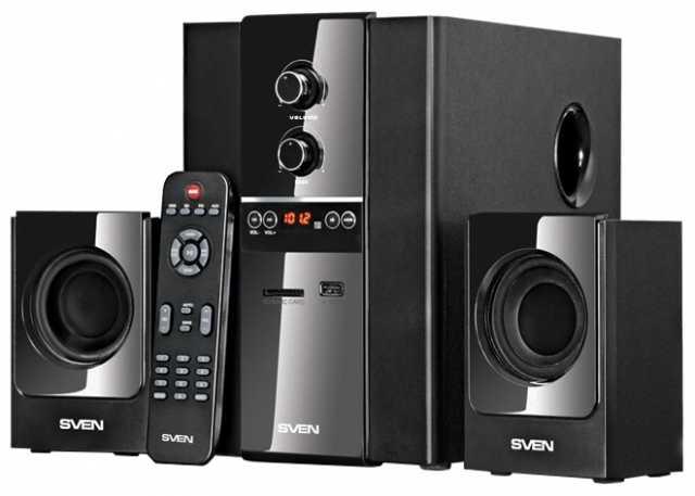 Продам: Мощная акустика Sven MS-1820