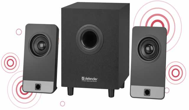Продам: Новая акустика 2.1 Defender iWave S16 на