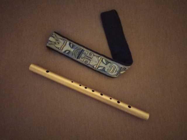 Продам флейта Бансури + Чехол в пoдapoк ! ! !