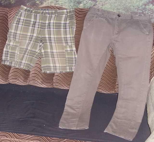 Продам Шорты - брюки (пакетом).