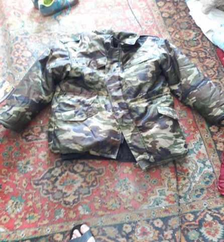 Продам куртки камуфляжные