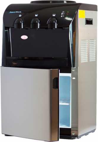 Продам Кулер для воды с холодильником Сталь