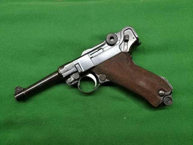 Продам Продам ммг пистолет Люгер Р08