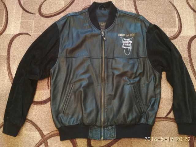 Продам Куртка кожаная Майкл Джексон