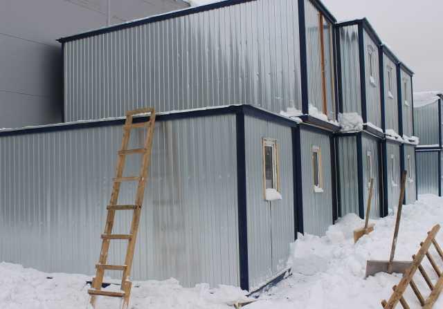 Продам Бытовка / Блок контейнер строительный бк