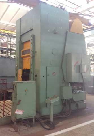 Продам Пресс модель АС- 5100, усилие 400 тонн.
