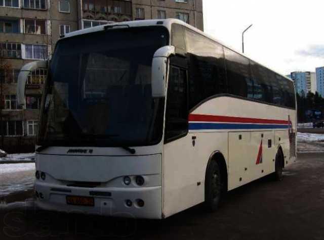 Предложение: Аренда автобусов  Петрозаводске