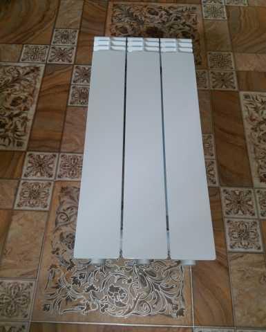 Продам Радиатор алюминивый 3 секции