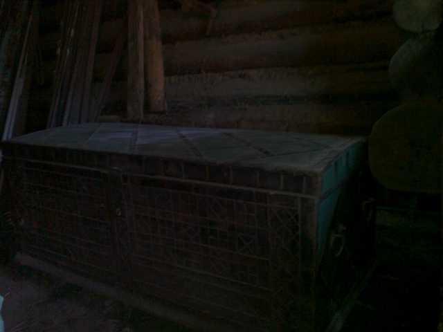 Продам сундуки  деревянные   старинные